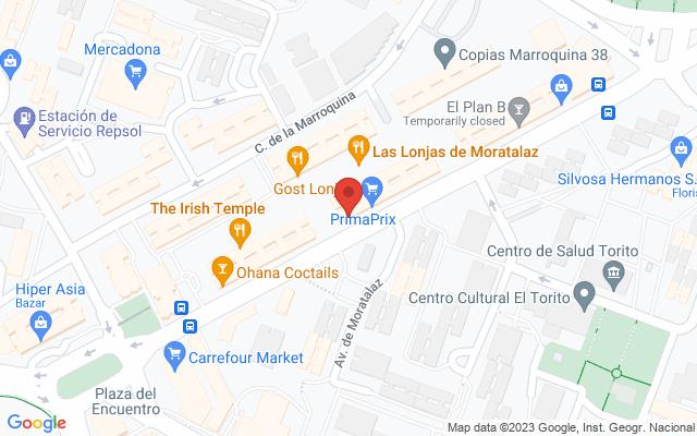 Administración nº244 de Madrid