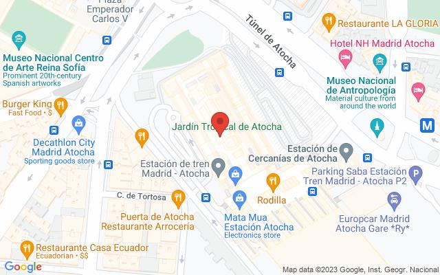 Administración nº458 de Madrid