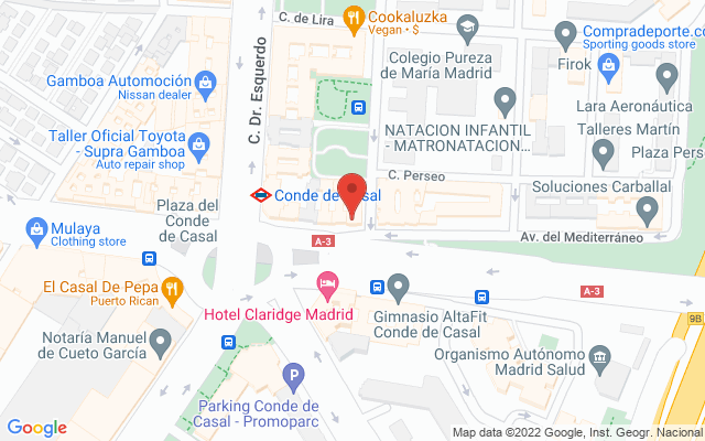 Administración nº188 de Madrid