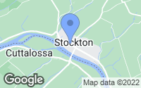 Map of Stockton, NJ