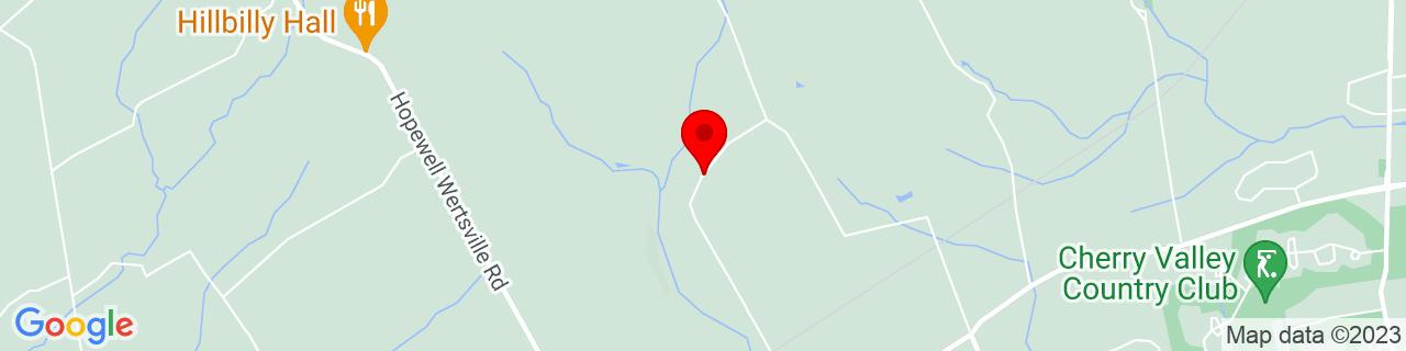 Google Map of 40.4085507, -74.7559055