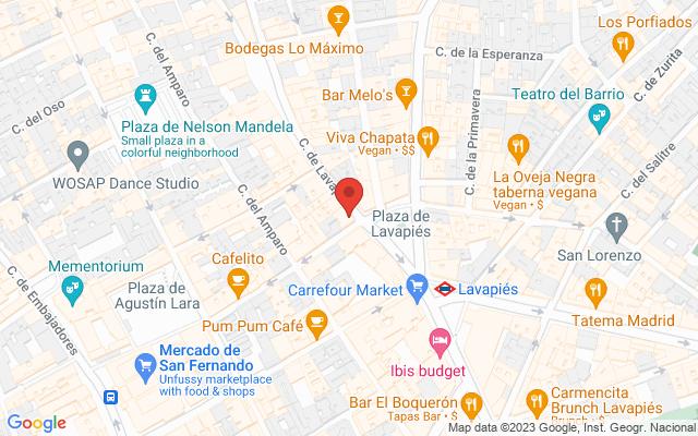 Administración nº466 de Madrid