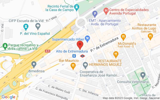 Administración nº289 de Madrid