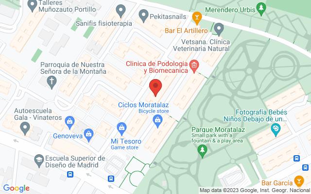 Administración nº452 de Madrid