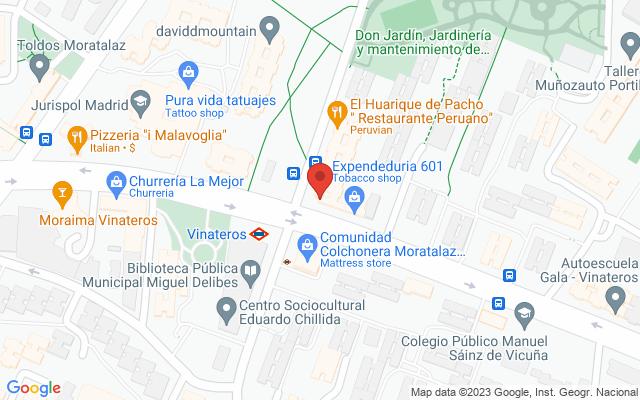 Administración nº133 de Madrid