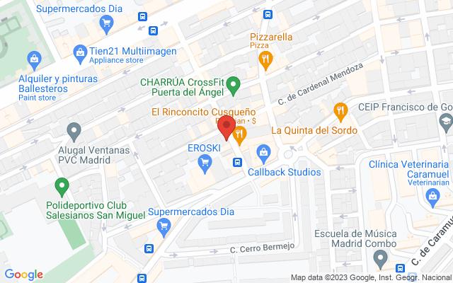 Administración nº276 de Madrid