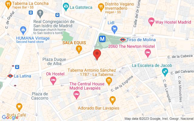 Administración nº108 de Madrid