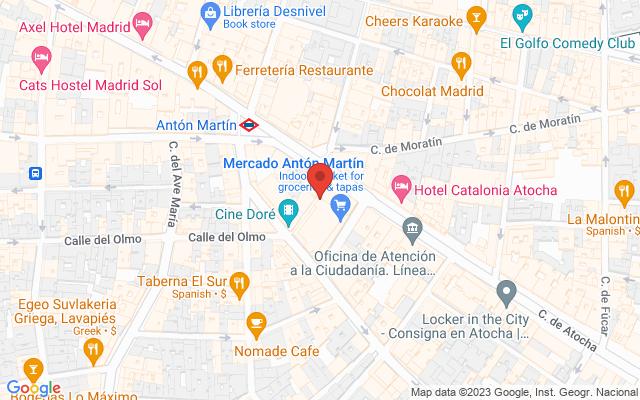 Administración nº60 de Madrid
