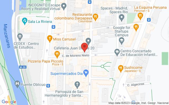 Administración nº266 de Madrid