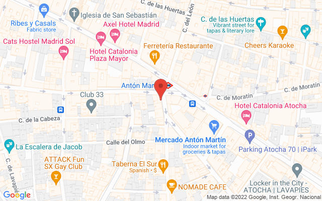 Administración nº68 de Madrid