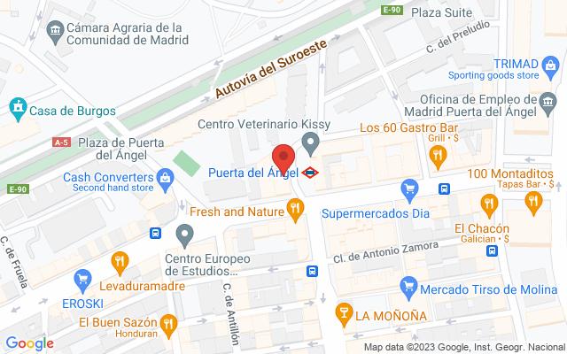 Administración nº275 de Madrid