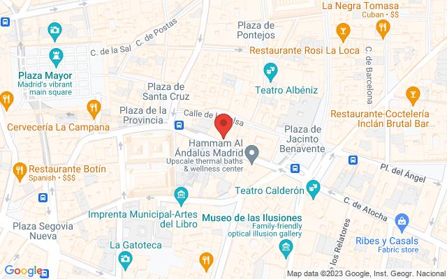 Administración nº39 de Madrid
