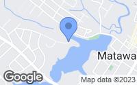 Map of Matawan, NJ