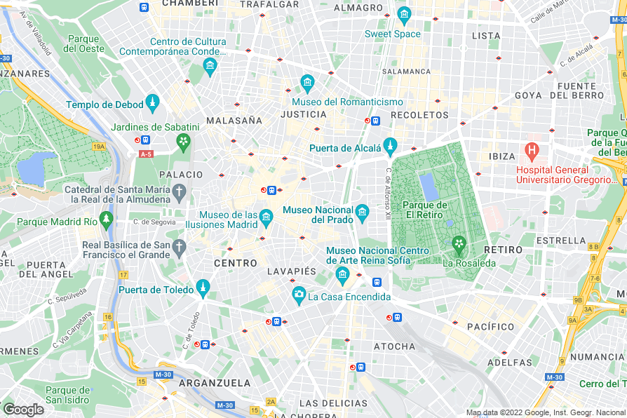 Hotel one shot 23 madrid review photos - One shot hotels madrid ...
