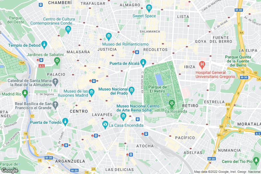 Hotel Ritz Madrid Review Photos