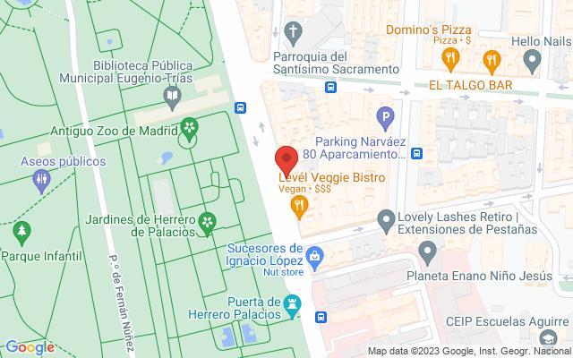 Administración nº122 de Madrid