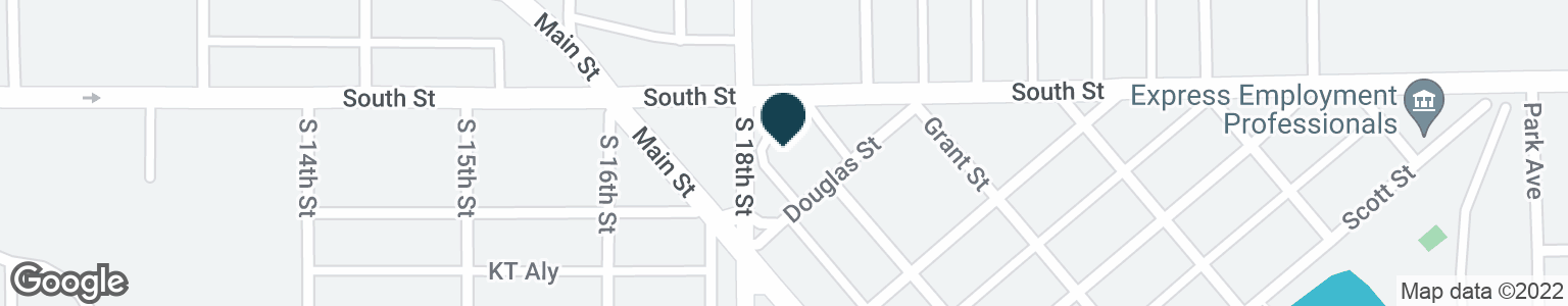 Google Map of1801 SOUTH ST