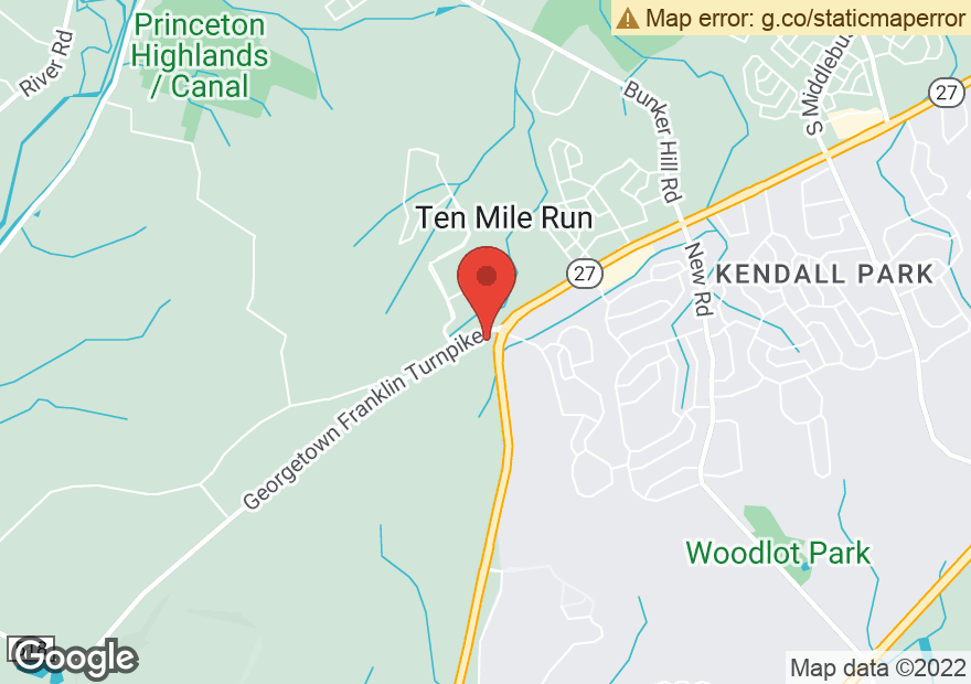 Google Map of 3883 ROUTE 27