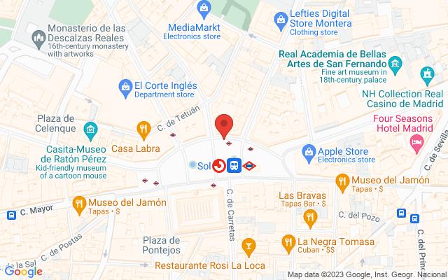 Administración nº10 de Madrid