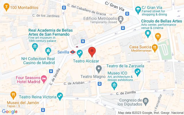 Administración nº14 de Madrid