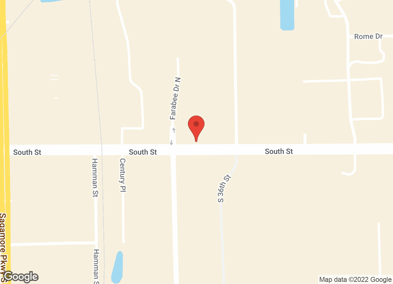 Google Map of VCA Lafayette Animal Hospital