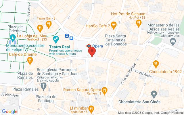Administración nº157 de Madrid