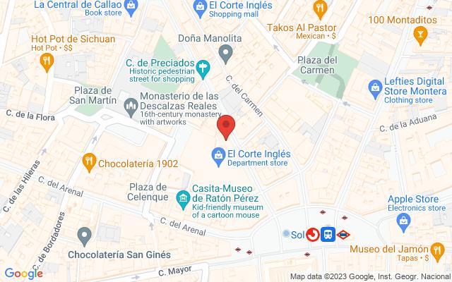 Administración nº239 de Madrid