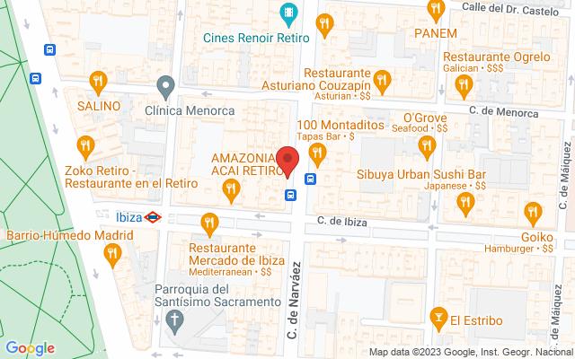 Administración nº110 de Madrid