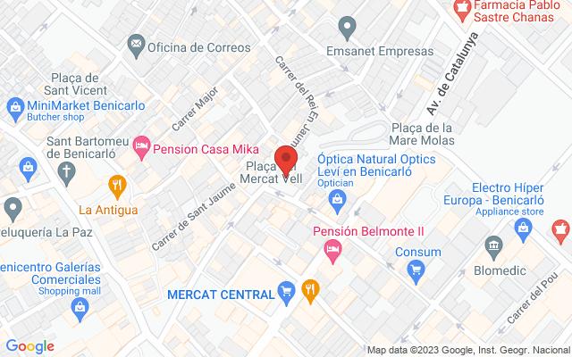 Administración nº2 de Benicarló