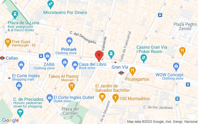 Administración nº42 de Madrid