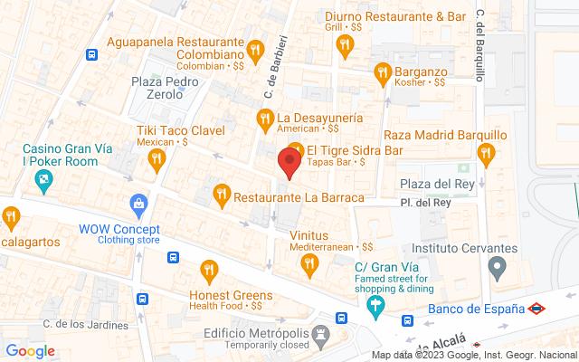 Administración nº367 de Madrid