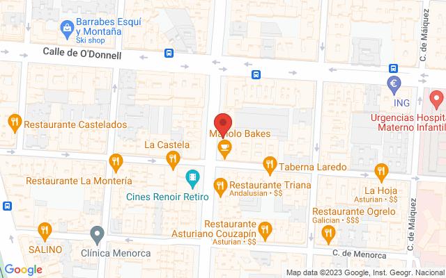 Administración nº482 de Madrid