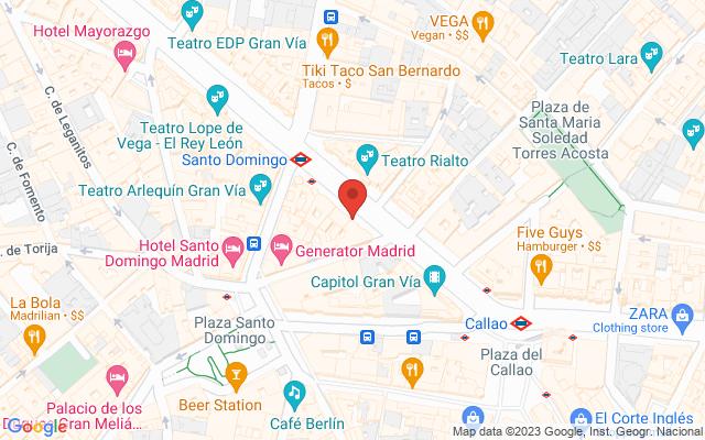 Administración nº21 de Madrid