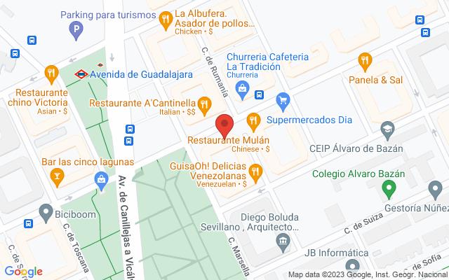 Administración nº423 de Madrid