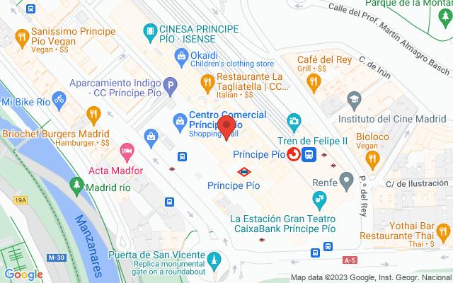 Administración nº529 de Madrid