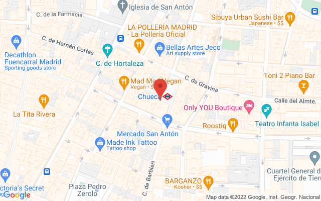 Administración nº365 de Madrid