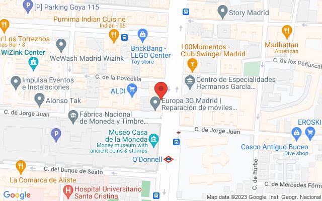 Administración nº447 de Madrid