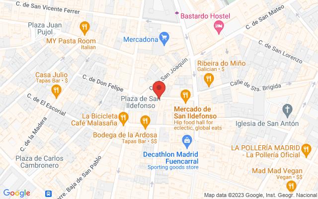 Administración nº501 de Madrid