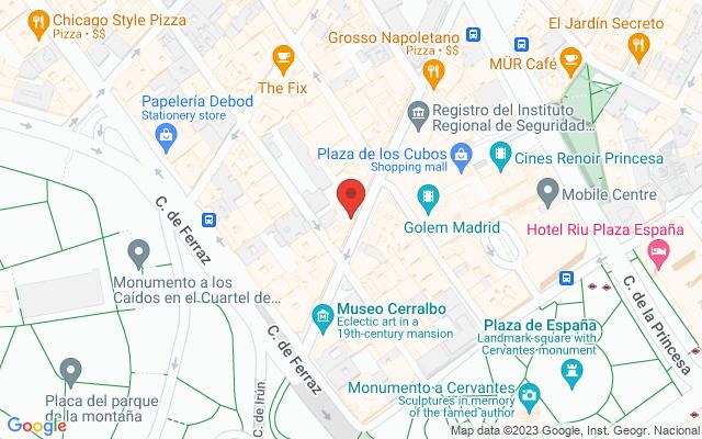 Administración nº369 de Madrid