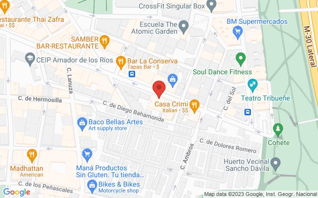 Administración nº413 de Madrid