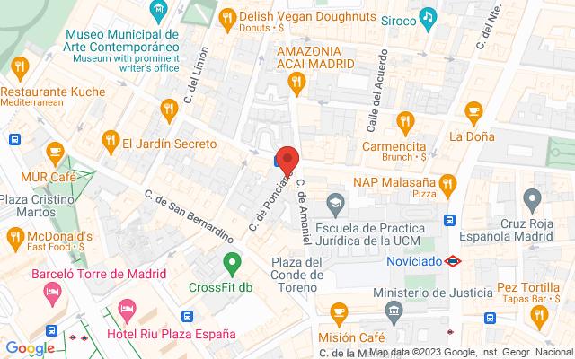Administración nº383 de Madrid