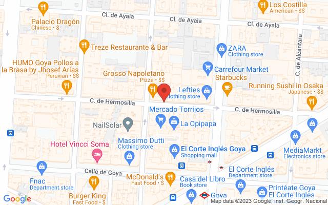 Administración nº137 de Madrid