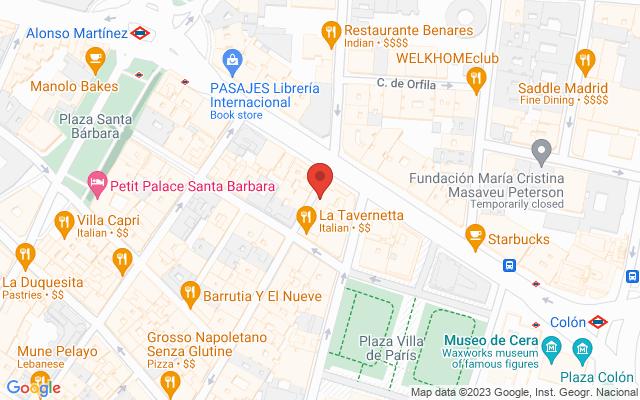 Administración nº360 de Madrid