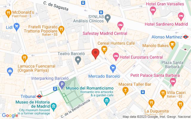 Administración nº141 de Madrid