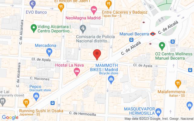 Administración nº20 de Madrid