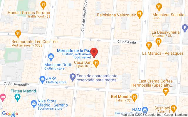 Administración nº499 de Madrid