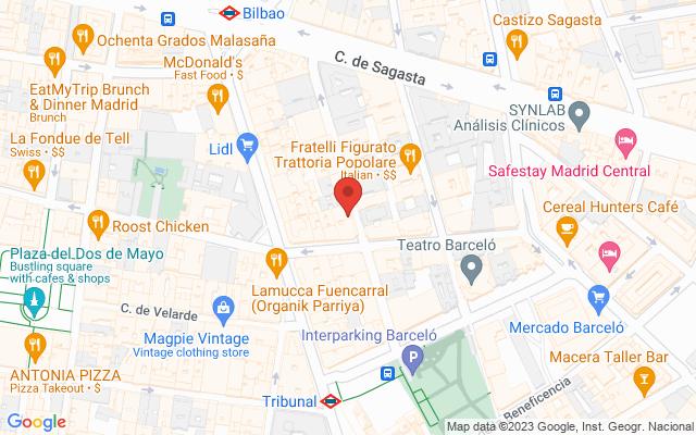 Administración nº362 de Madrid