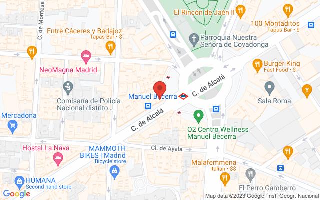 Administración nº177 de Madrid