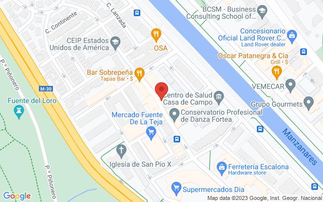 Administración nº208 de Madrid