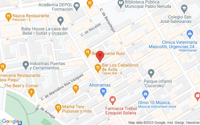 Administración nº394 de Madrid